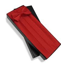 Cummerbund Red