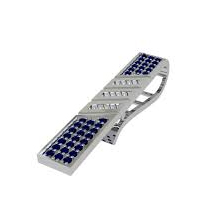 Tie Pin Silver